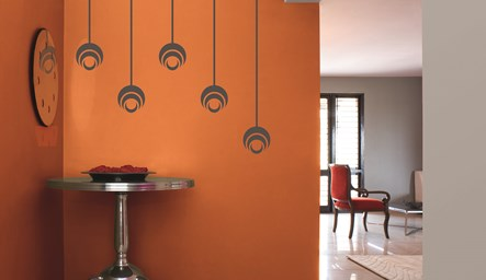 Royale Play Wall Fashion Wall Stencils Asian Paints Berger Uae