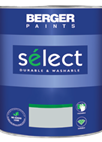 Berger Select Fine Textured Finish Paint for Exterior Walls