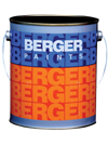 Berger Apcochar Water Based Fire-resistant Metal Paint for Steel