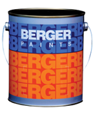 Berger Fungicidal Solution is Solvent Based Anti-Fungal Wall Coat for interior and exterior