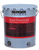 Berger Touchwood PU Low VOC Low Sheen Sanding Sealer