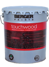 TouchWood PU Top Coat Pigmented Paint for Wood