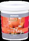 Berger Royale Play Safari Designer Finish Interior Wall Paint