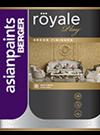 Berger Royale Play Glaze Designer Finish Paint for Interior Walls