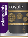 Berger Royale Semi Gloss Finish Enamel Metal Paint
