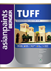 Berger TUFF Shine Exterior Wall Emulsion Paint