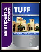 Berger TUFF Shine Exterior Wall Emulsion Paint