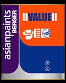 Berger Value Water Based PVA Co-polymer Wall Primer cum Sealer