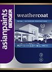 Berger Weathercoat Ultra Matt Finish Exterior Wall Paint