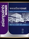 Berger Weathercoat Flex Tex Medium Textured Paint for Exterior Walls