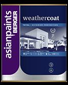 Berger Weathercoat Flex Tex Fine Textured Paint for Exterior Walls